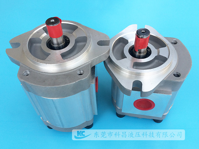 HGP-3A齿轮泵